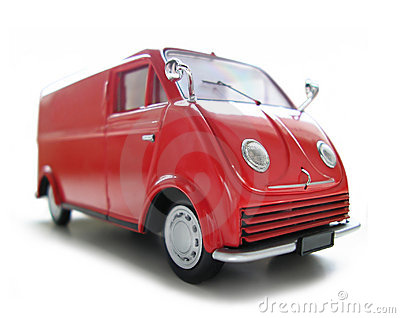 Mini Buss - carro modelo. Passatempo, coleção