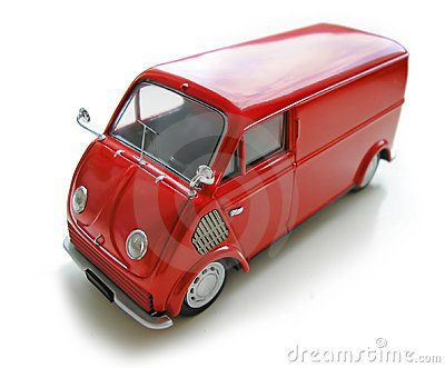 Mini Buss -  Model Car. Hobby, collection