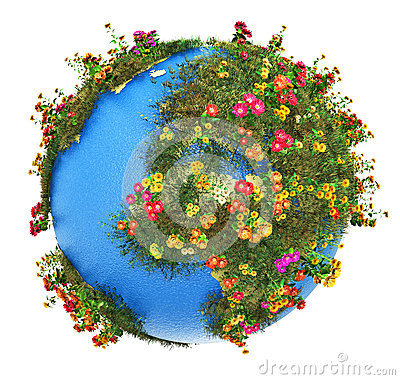 Mini Earth Planet Stock Photo - Image: 37180150 Earth Map Globe