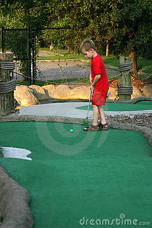 Mini-golf Anyone?