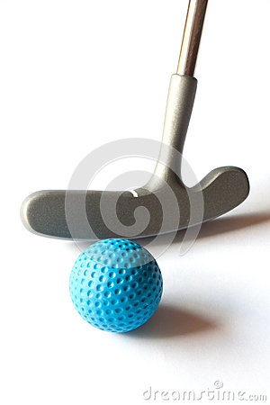 Free Mini Golf Material - 01 Royalty Free Stock Image - 29921146