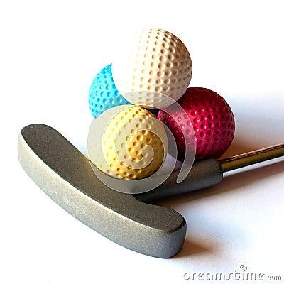 Mini Golf Material - 03