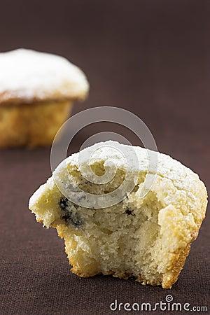 Mini muffins.