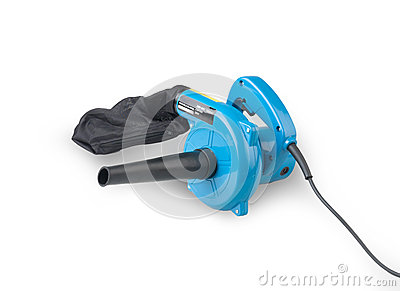 Mini portable blower