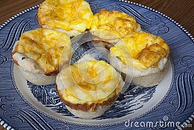 Mini Quiche Pies