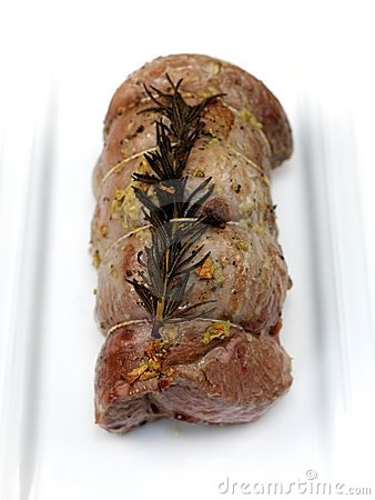 Mini Roast Veal