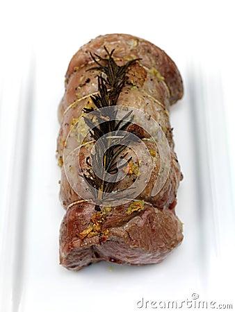 Free Mini Roast Veal Stock Images - 14147454