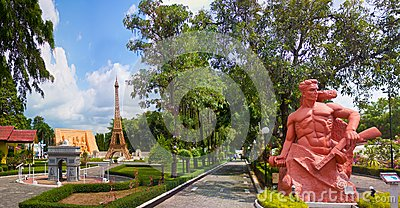 Mini Siam Stock Image - Image: 23927301