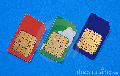 Mini SIM-cards