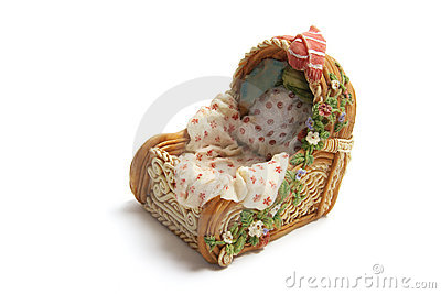 Miniature Bassinet