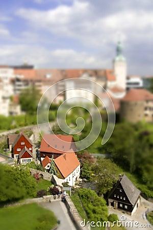 Miniature Bautzen