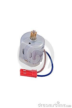 Miniature DC motor