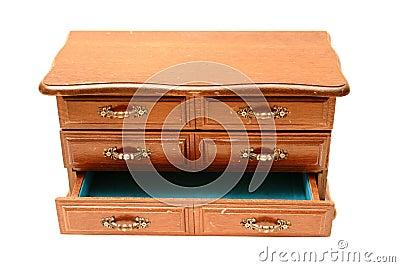 Miniature Dresser 2