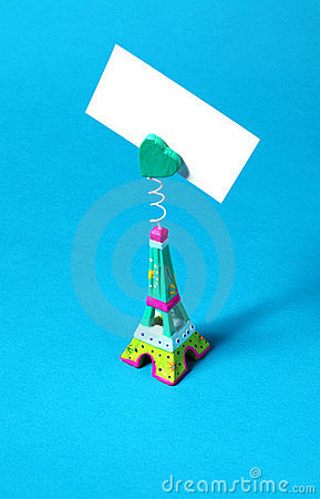 Miniature of Eiffel Tower