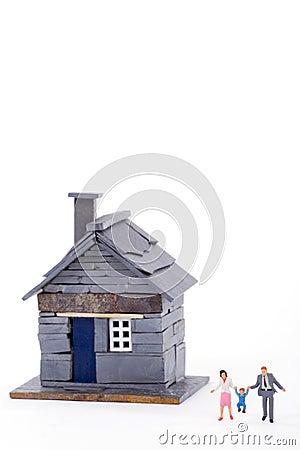 Miniature house_02