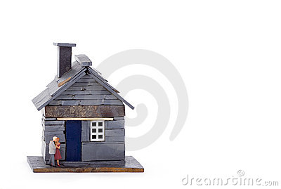 Miniature house_03