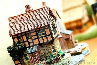 Miniature House