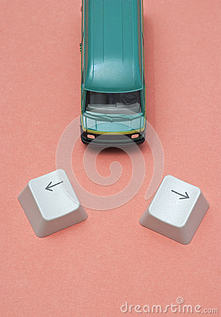 Miniature van