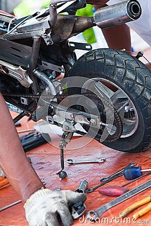 Minibike I