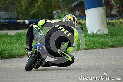 Minibike racing I