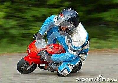 Minibile Racing