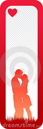 Minimal love banner