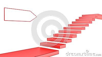 Minimalism style stairs
