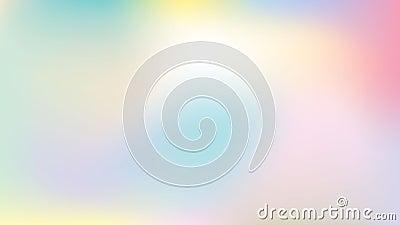 Minimalist pastel background Vector Illustration