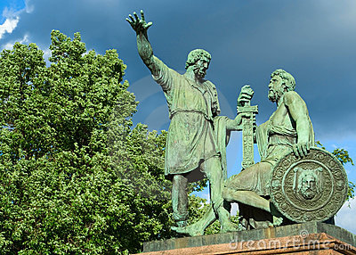 Minin and Pozharsky monument