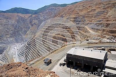 Mining Equipment Maintenance Shop
