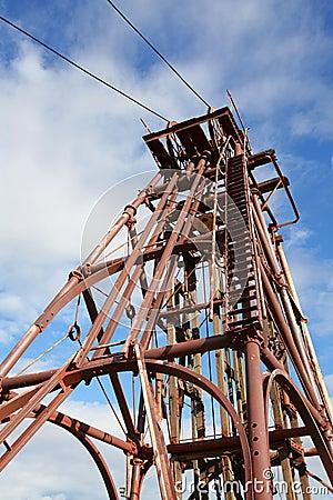Mining Headframe