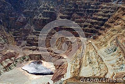 Mining Rock Steps