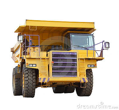 Free Mining Vehicle Royalty Free Stock Photos - 2105628