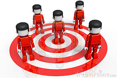 MiniToy Red Target Group