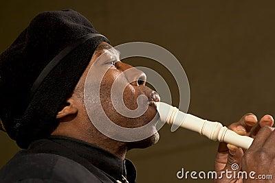Minneapolis street musician