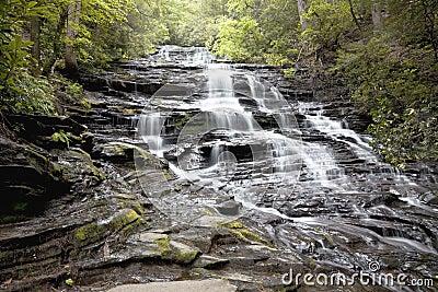 Minnehaha Waterfalls Georgia