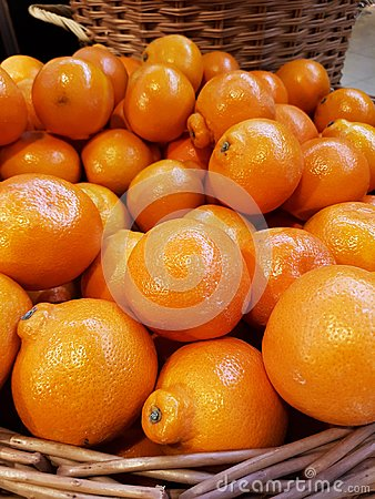 Free Minneola Tangelo Royalty Free Stock Images - 99773189