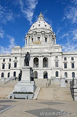 Minnesota State Capitol St Paul MN