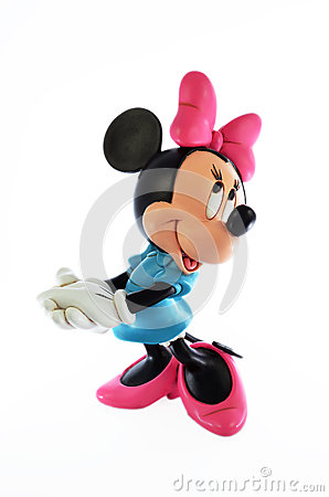 Disney Minnie mouse Editorial Photography