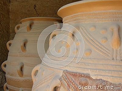 Minoan Jars