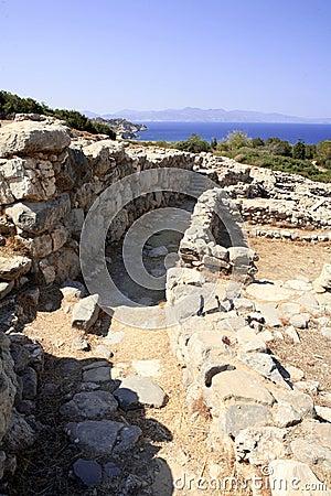 Minoan lane