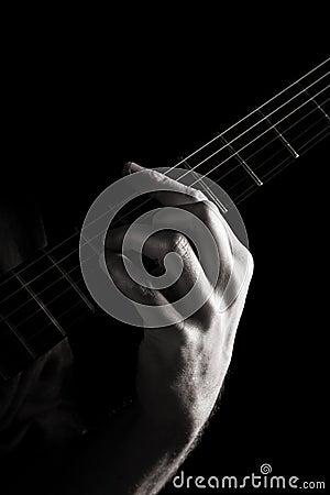 Minor chord (Dm)