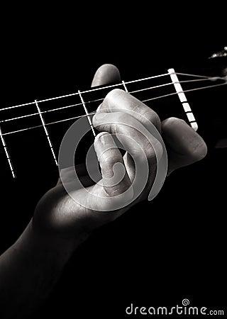 Minor seventh chord (Am7)
