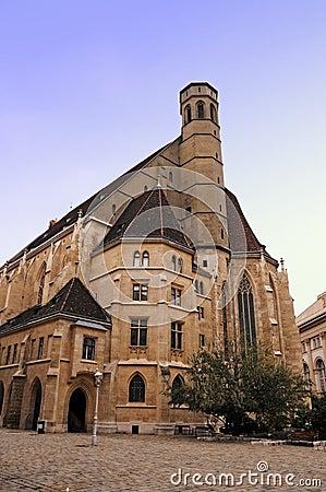 Minoriten church in Vienna