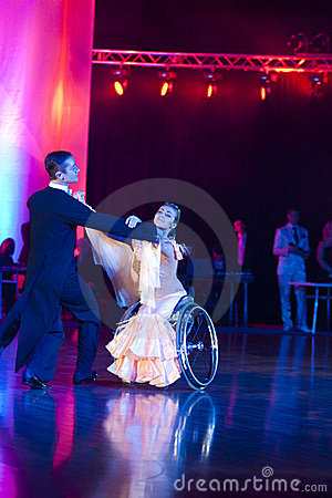Minsk - January,15: Anna Gorchakova-Igor Kiselev Stock Photography - Image: 17997332