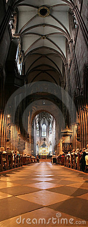 Minster of Freiburg � Interior