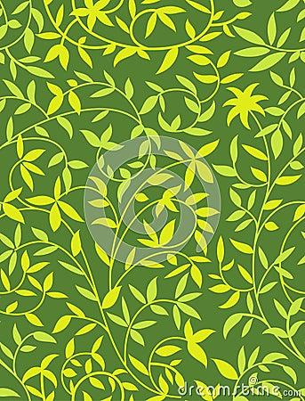 Mint green seamless background