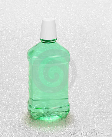 Mint Mouthwash