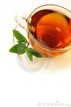 Free Mint Tea Royalty Free Stock Photo - 7478015