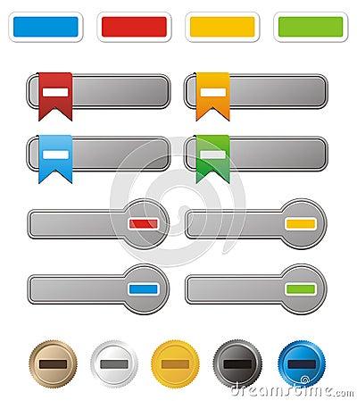 Minus button kit